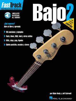 FastTrack Bass Method 2 - Spanish Edition (HL-00695728)