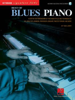 Best of Blues Piano (HL-00695841)