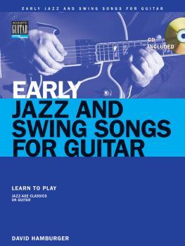Early Jazz & Swing Songs: Acoustic Guitar Method Songbook (HL-00695867)