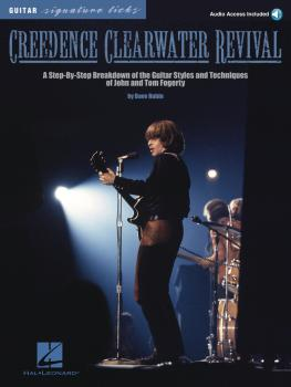 Creedence Clearwater Revival: A Step-by-Step Breakdown of the Guitar S (HL-00695924)