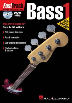 FastTrack Bass Method 1 (HL-00696058)