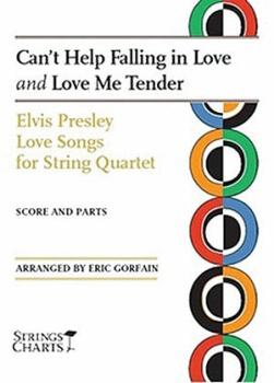 Can't Help Falling in Love and Love Me Tender: Elvis Presley Love Song (HL-00696392)