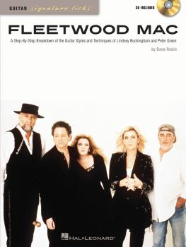 Fleetwood Mac: A Step-by-Step Breakdown of the Guitar Styles and Techn (HL-00696416)