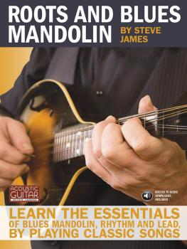 Roots and Blues Mandolin: Learn the Essentials of Blues Mandolin - Rhy (HL-00696443)