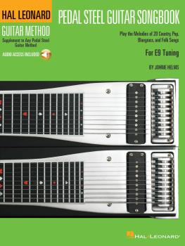 Pedal Steel Guitar Songbook (For E9 Tuning Supplement to Any Pedal Ste (HL-00696450)