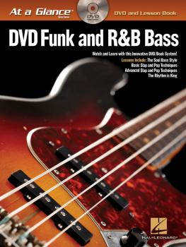 Funk and R&B Bass - At a Glance (HL-00696660)