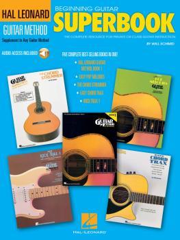 The Hal Leonard Guitar Superbook (HL-00697229)