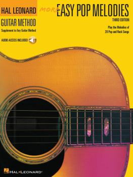 More Easy Pop Melodies - 2nd Edition: Correlates with Book 2 (HL-00697269)
