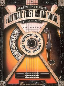 Al DiMeola Presents The Ultimate First Guitar Book (HL-00697274)