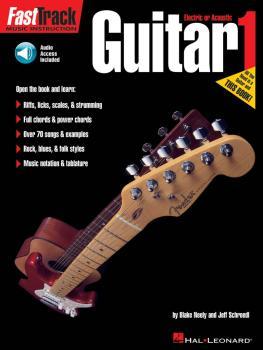 FastTrack Guitar Method - Book 1 (HL-00697282)