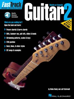 FastTrack Guitar Method - Book 2 (HL-00697286)