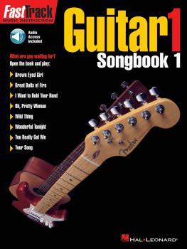 FastTrack Guitar Songbook 1 - Level 1 (HL-00697287)