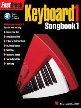 FastTrack Keyboard Songbook 1 - Level 1 (HL-00697288)
