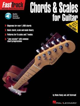 FastTrack Guitar Method - Chords & Scales (HL-00697291)