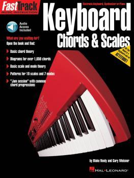 FastTrack Keyboard Method - Chords & Scales (HL-00697292)