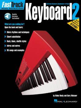 FastTrack Keyboard Method - Book 2 (HL-00697293)