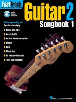 FastTrack Guitar Songbook 1 - Level 2 (HL-00697296)