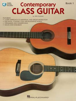 Contemporary Class Guitar (HL-00697317)