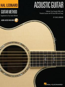 The Hal Leonard Acoustic Guitar Method: Cultivate Your Acoustic Skills (HL-00697347)