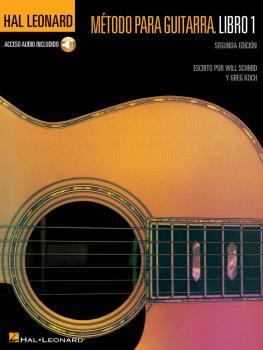 Hal Leonard Metodo Para Guitarra. Libro 1 - Segunda Edition: Hal Leona (HL-00697365)
