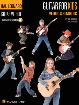 Guitar for Kids Method & Songbook: Hal Leonard Guitar Method (HL-00697403)