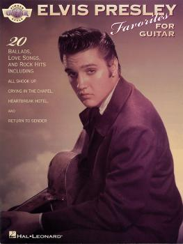 Elvis Presley for Fingerstyle Guitar (HL-00699113)