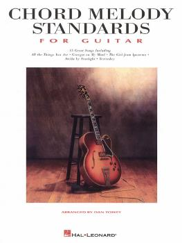 Chord Melody Standards for Guitar (HL-00699128)