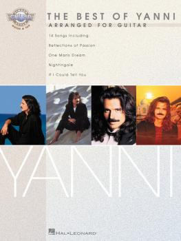 The Best of Yanni (HL-00699334)