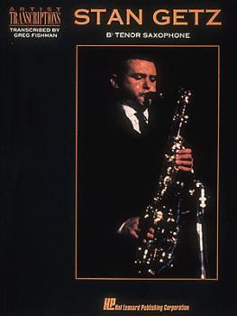Stan Getz - Bb Tenor Saxophone (HL-00699375)