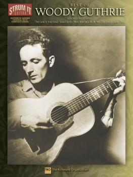 Best of Woody Guthrie (HL-00699496)