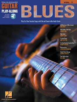 Blues: Guitar Play-Along Volume 7 (HL-00699575)