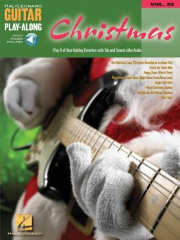 Christmas: Guitar Play-Along Volume 22 (HL-00699600)