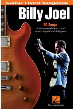 Billy Joel - Guitar Chord Songbook (6 inch. x 9 inch.) (HL-00699632)