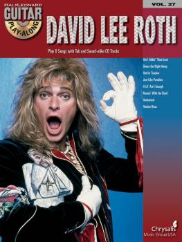 David Lee Roth: Guitar Play-Along Volume 27 (HL-00699645)