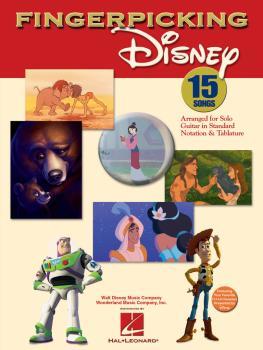 Fingerpicking Disney (HL-00699711)