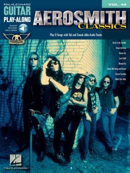 Aerosmith Classics: Guitar Play-Along Volume 48 (HL-00699724)