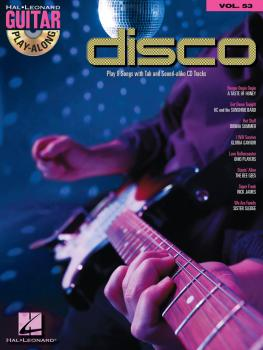 Disco: Guitar Play-Along Volume 53 (HL-00699729)