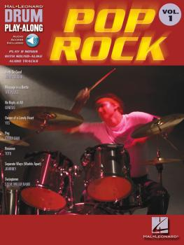 Pop/Rock: Drum Play-Along Volume 1 (HL-00699742)