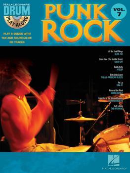 Punk Rock: Drum Play-Along Volume 7 (HL-00699747)