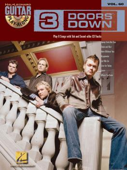 3 Doors Down: Guitar Play-Along Volume 60 (HL-00699774)