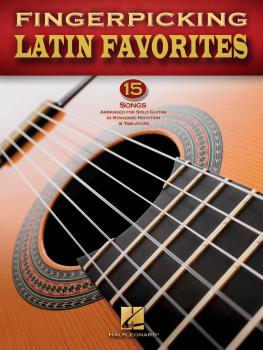 Fingerpicking Latin Favorites (HL-00699842)