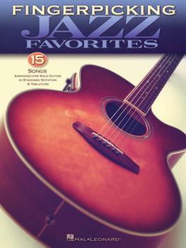 Fingerpicking Jazz Favorites (HL-00699844)