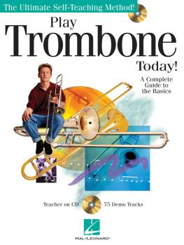 Play Trombone Today! (HL-00699917)
