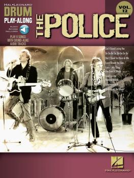 The Police: Drum Play-Along Volume 12 (HL-00700268)