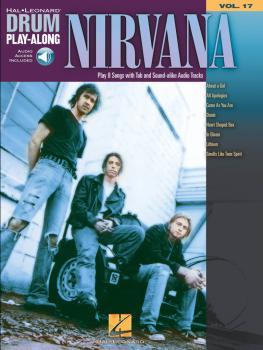 Nirvana: Drum Play-Along Volume 17 (HL-00700273)