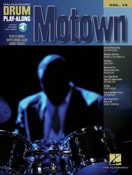 Motown: Drum Play-Along Volume 18 (HL-00700274)