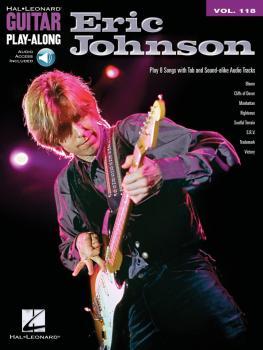 Eric Johnson: Guitar Play-Along Volume 118 (HL-00701353)