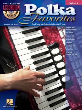 Polka Favorites: Accordion Play-Along Volume 1 (HL-00701705)