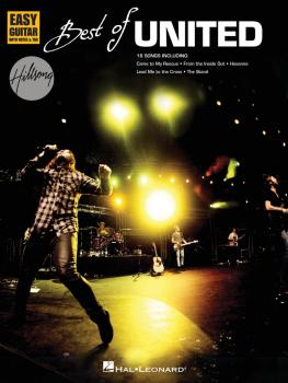 Best of Hillsong United (Easy Guitar) (HL-00702288)