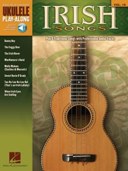 Irish Songs: Ukulele Play-Along Volume 18 (HL-00703086)